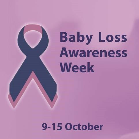 Baby Loss Awareness Week Facebook Profile template