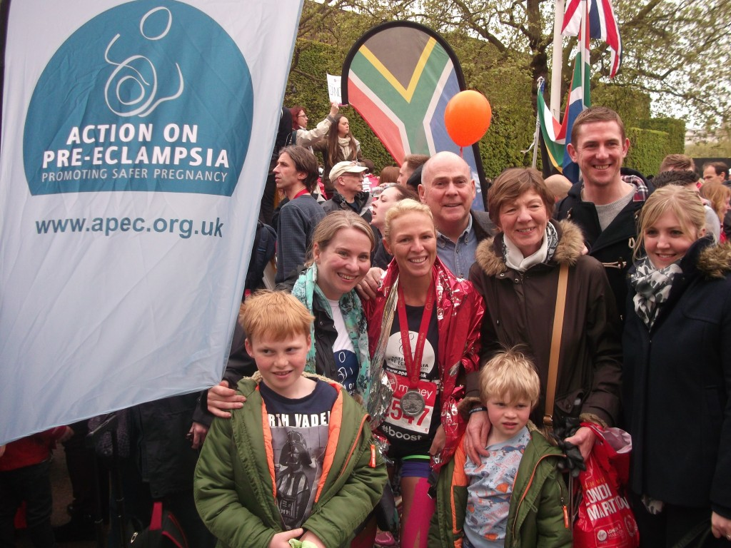 Louise Sanderson family 2