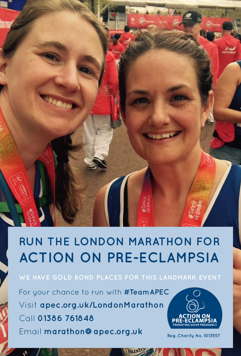 Support APEC at the London Marathon