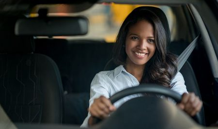 Driving after pregnancy